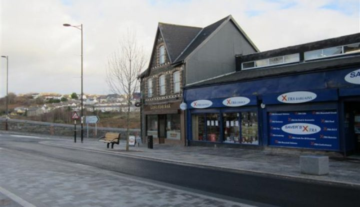 bargoed high street north