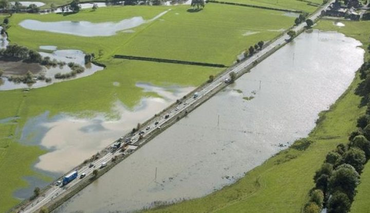 a483 moors straight flood alleviation