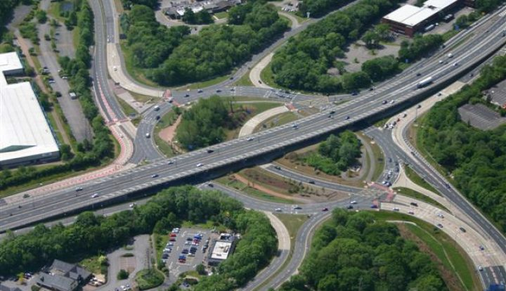 m4 junction 24 coldra improvement