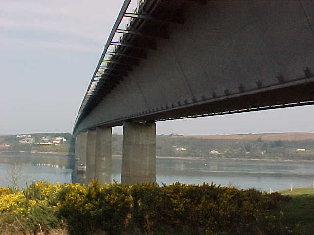 Cleddau Bridge Resurfacing