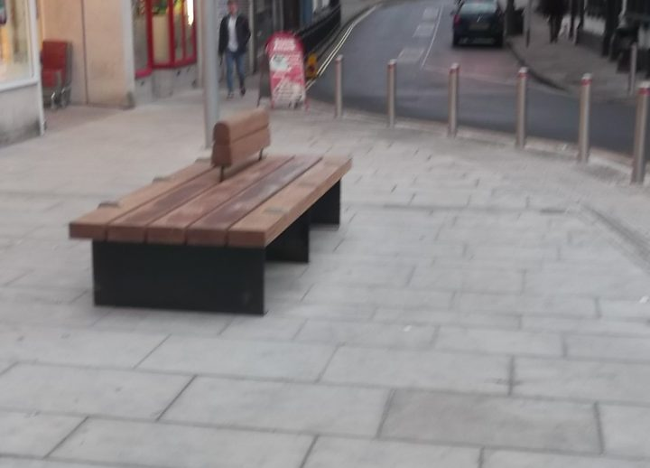 pontypool public realm improvements