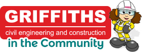 alun griffiths community logo